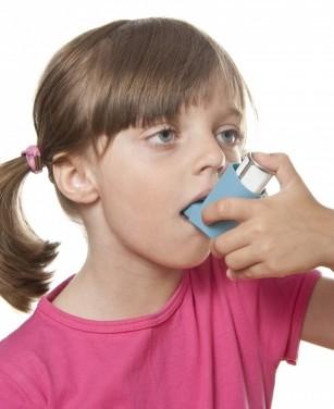 Astmul la copii