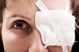 Leziuni oculare in lepra