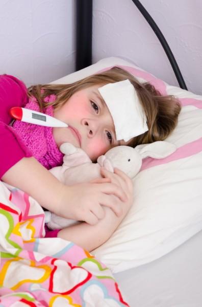 Pneumonia interstitiala la copil