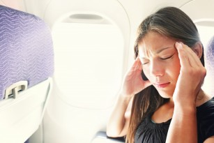 Teama de zborul cu avionul - aerofobie