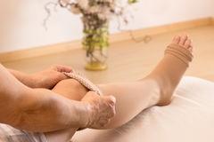 Ciorapii medicinali compresivi
