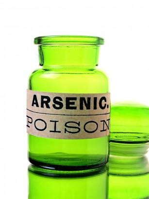 Intoxicația cu arsenic