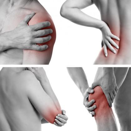 cu Orvi  durere în articulații și mușchi
