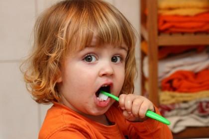 Igiena orală la copii