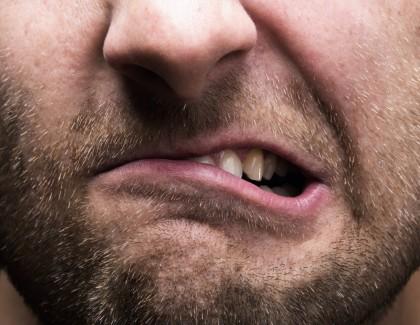 Bruxism - scrâșnitul din dinți