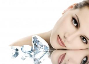 Tratament cu diamante pentru bronz