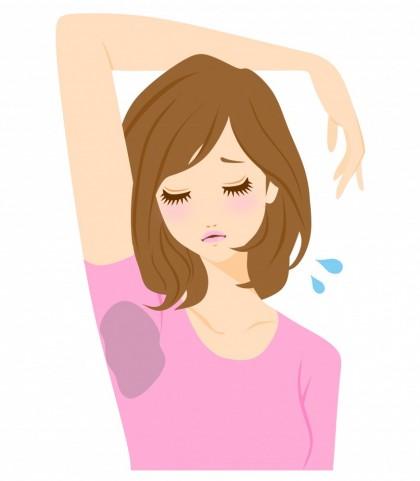 Hiperhidroza (transpirație excesivă)