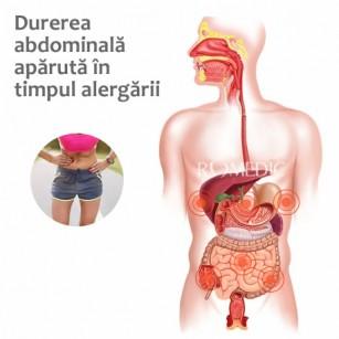 Durere abdominală la alergare (în timpul efortului fizic)