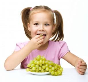 Legume si fructe in alimentatia copilului
