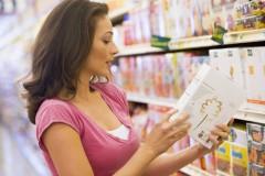 Citiți cu atenție etichetele produselor alimentare!