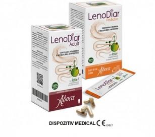 Lenodiar - Combate diareea și reechilibrează intestinul