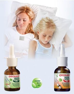 Otosan spray nazal -  Nas descongestionat, respiratie usoara
