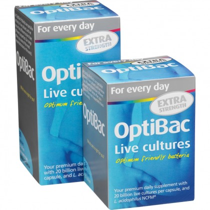 OptiBac - probiotice adaptate nevoilor tale