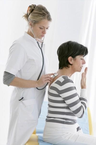 Sindromul respirator acut sever (SRAS) - Pneumonia atipica