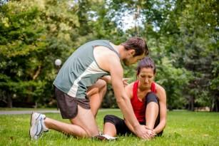 Crampele musculare - primul ajutor