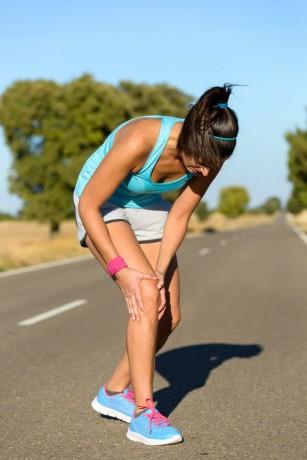 Genunchiul alergatorului - primul ajutor