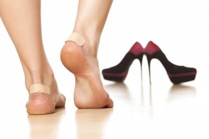 Durere la nivelul piciorului (neurinomul Morton) - primul ajutor
