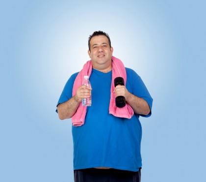 Sportul la obezi