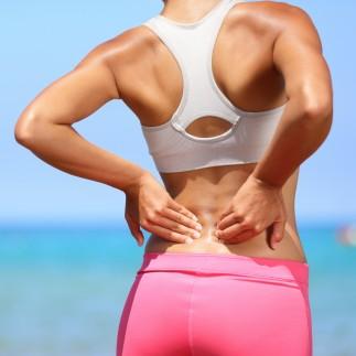 Durerile de spate la sportivi