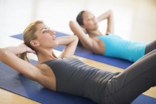 Pilates - tipuri de exerciții