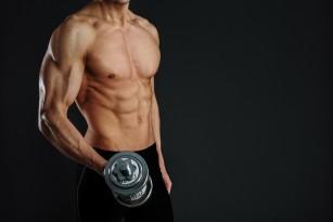 Masa musculara - dezvoltarea masei musculare