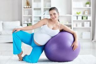 Sportul și sarcina