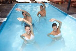 Gimnastica în apa (aqua gym sau aqua aerobic)