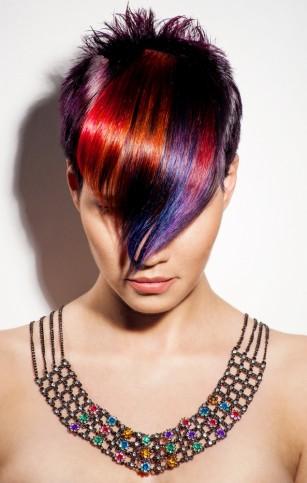 Întreținerea și îngrijirea părului vopsit