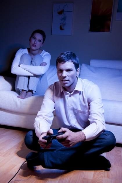 Dependența de jocuri video