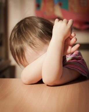 Copilul exagerat de timid