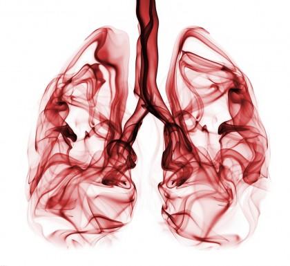 Temperatura aerului expirat ar putea ajuta la diagnosticarea cancerului pulmonar