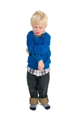 Copiii cu ADHD nu recunosc fețele furioase