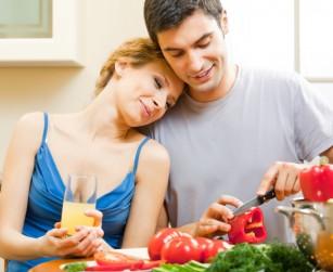 Gătitul acasă - element esențial al unei alimentații sănătoase, arată un studiu