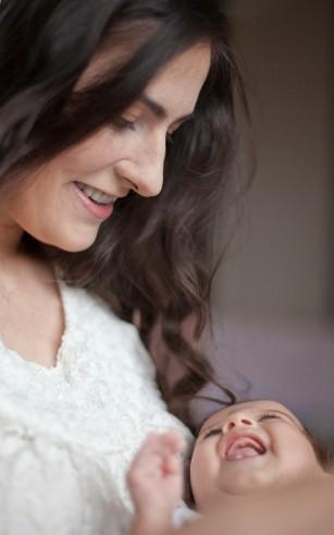 Teama de separare la bebeluș