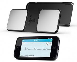 AliveCor lansează AliveECG - acum telefonul poate face și ECG-uri