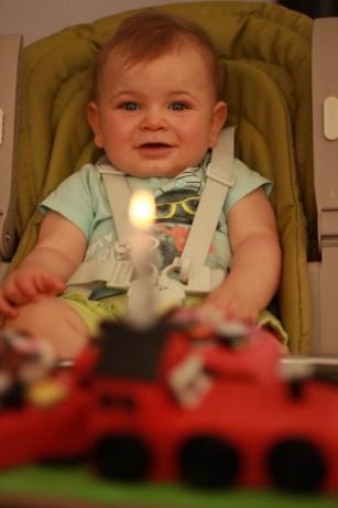 Evaluarea copilului de 1 an