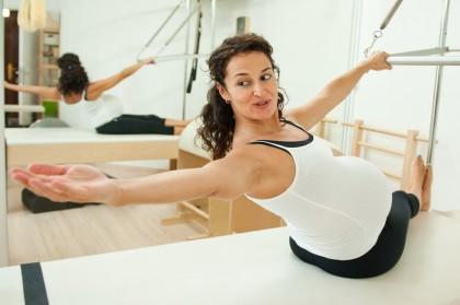 Exerciții fizice recomandate în sarcină