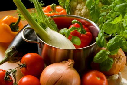 Mit: Dieta vegetariană scade riscul de cancer