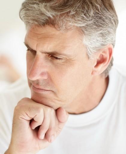 MIT: Bărbații se confruntă cu criza vârstei a doua