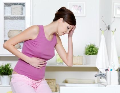 Durerile abdominale în sarcină
