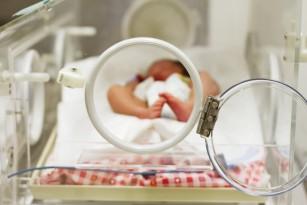 O păturică specială pentru protejarea prematurilor împotriva bolilor pulmonare