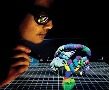 Colonoscopia virtuală 3-D ar putea include și analiza prin holograme