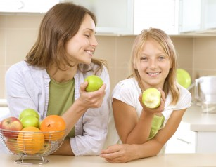 Consumul crescut de fructe și legume te face mai fericit