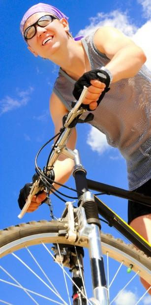 Mersul pe bicicletă ar putea preveni diabetul de tip 2