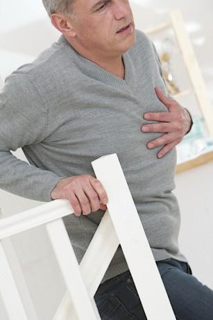 Supărarea și efortul intens pot declanșa un atac de cord