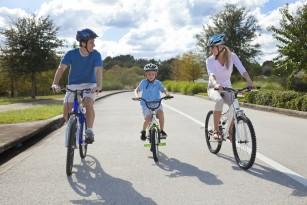 Viteza ideală de mers sau pedalat pentru a inhala cât mai puțin aer poluat