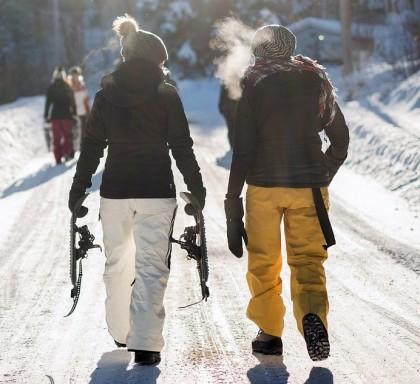 Nu renunța la sport iarna!