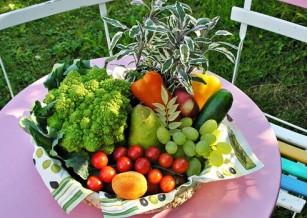 Consumul crescut de fructe și legume înseamnă o circulație periferică mai bună