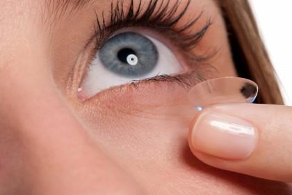 Igiena şi folosirea corectă a lentilelor de contact