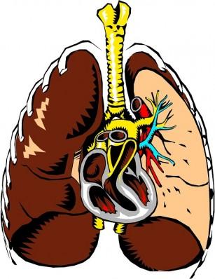 Terapia cancerului pulmonar ar putea afecta sănătatea inimii